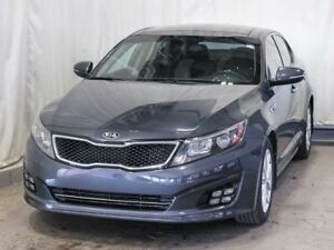 2014 Kia Optima SX Turbo Sedan w/ Navigation, Leather, Sunroof
