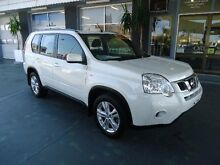 2013 Nissan X-Trail T31 Series 5 ST (4x4) White 6 Speed CVT Auto Sequential Wagon Hamilton Newcastle Area Preview