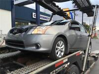 2012 Nissan Sentra 2,0 SL-FULL-AUTOMATIQUE