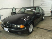 1997 BMW 5-Series NO RUST, Great condition with low KM