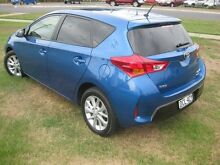 2013 Toyota Corolla ZRE182R Ascent Sport Blue 7 Speed CVT Auto Sequential Hatchback South Grafton Clarence Valley Preview