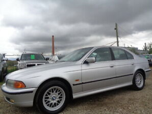 1999 BMW 528i SPORT-AWD-HEATED LEATHER-SUNROOF-CLEAN-SMOOTH RIDE