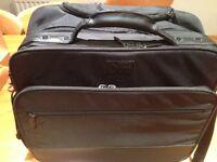 Caselogic black wheelie/laptop case