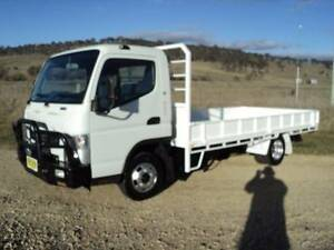 FUSO CANTER 515 TRAY 2012 Armidale City Preview