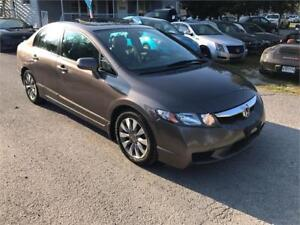 2010 Honda Civic EX-L, Safety & ETEST for ON or QC INCL.