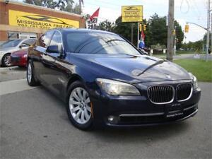 2010 BMW 750i xDrive,AWD,HEADS-UP DISPLAY,NO ACCIDENT