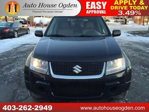 2012 SUZUKI GRAND VITARA 4X4 XM RADIO 90 DAYS NO PAYMENTS