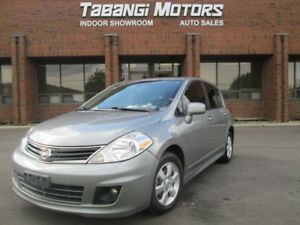2012 Nissan Versa BLUETOOTH | SUNROOF | ALLOYS |
