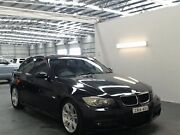 2007 BMW 320i E90 Black 6 Speed Steptronic Sedan Beresfield Newcastle Area Preview