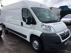 CITROEN RELAY 2.2 35 L3H2 120 LWB HR 1d 120 BHP Bought from regu (white) 2009