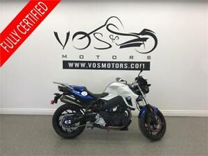 2013 BMW F800 -Stock#V2900- No Payments For 1 Year**