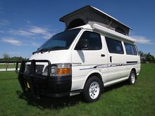 Toyota Hiace Frontline Camper – ONLY 79,000KMS – AUTO – 5 SEATS Glendenning Blacktown Area Preview