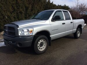 2007 DODGE RAM 1500 4X4 SLT EDITION