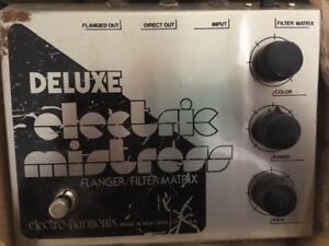 1972 DELUXE ELECTRIC MISTRESS FLANGER/FILTER MATRIX PEDAL