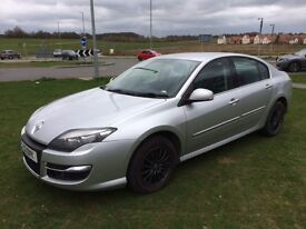 2012 Renault Laguna 1.5DCi, RS Badged, 62mpg £20 RFL May Part Ex Swap for Ford Audi Mercedes