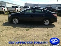 2013 NISSAN SENTRA S - AMAZING ON FUEL and YOU ARE APPROVED!