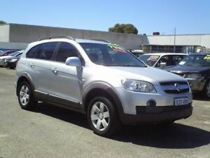 2008 Holden Captiva Silver Automatic Wagon Embleton Bayswater Area Preview
