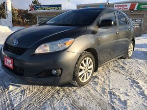 2009 Toyota Matrix Hatchback