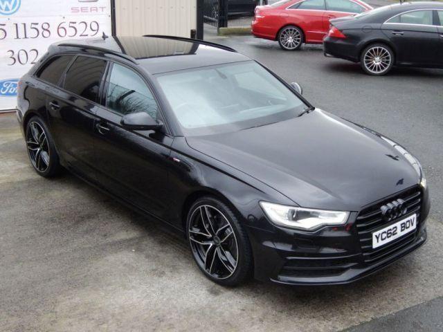 Mot Centre Newry >> AUDI A6 2.0 TDI AVANT S LINE AUTO 175 BHP 5DR !!!BLACK ED (black) 2012 | in Newry, County Down ...
