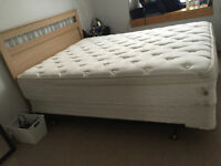 3 Piece Bedroom Set with Matress And Boxspring