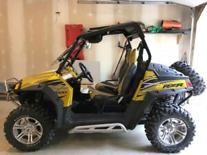 2010 RZR 800 Tequila Sunset LE only 580 mi. Loaded w/tracks