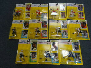 Starting Line Up Sports Figures