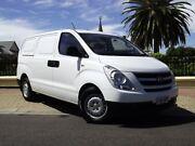 2013 Hyundai iLOAD TQ2-V MY13 White 6 Speed Manual Van Medindie Gardens Prospect Area Preview