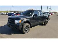 2014 Ford F-150 XTR *BLACKED OUT* SUPER LOW KMS * TONNEAU COVER