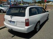 2006 Holden Commodore VZ MY06 Executive White 4 Speed Automatic Wagon Victoria Park Victoria Park Area Preview