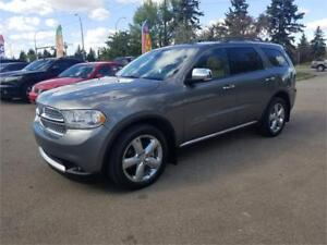 2012 Dodge Durango Citadel, NAVIGATION, CAMERA, DVD, LEATHER