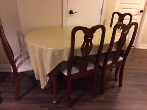 Dinning Table wooden cherry wood