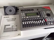 Yamaha AW16G. 16 track digital multi track recorder Cranbourne West Casey Area Preview
