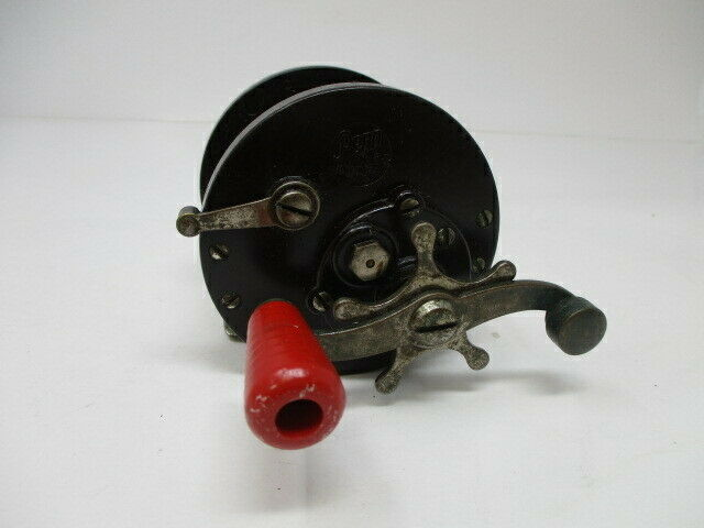 Vintage PENN No 85 Conventional Baitcaster Saltwater Fishing Reel Made in USA