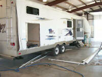 RV Technician with 40+ years experience available .