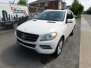 MERCEDES ML350 BLUETEC 4 MATIC 2012 (AUTOMATIQUE BLUETOOTH)