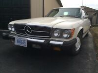 1974 Mercedes Benz 450 SLC ~ great shape ~ Open to Trades