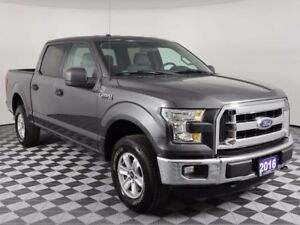 2016 Ford F-150 XLT w/NEW MICHELINS, REAR CAMERA, 5.0L V8, SYNC