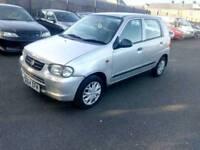Suzuki Alto 1.1 Litre £30 Road tax 12 Months Mot Cheap to run and insurance