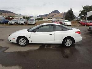 2002 Saturn SC 3dr Coupe