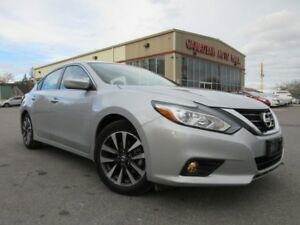 2017 Nissan Altima SV, ROOF, HTD. SEATS, BT, 17K!