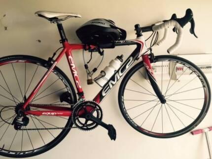 EMC2 HMC40 Carbon Fibre Road Bike Thornlands Redland Area Preview