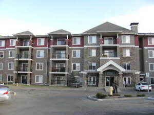 2 Bdrms Condo with 2 Parkings in SouthBrook, SW Edmonton