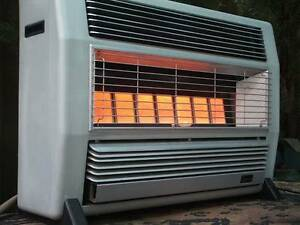 LARGE area MEDIUM SMALL heater from 95$ natural gas lpg propane Rhodes Canada Bay Area Preview
