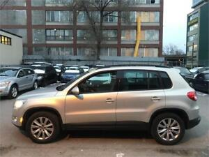 2009 Volkswagen Tiguan 2.0T Toit panoramique, Cruise controle