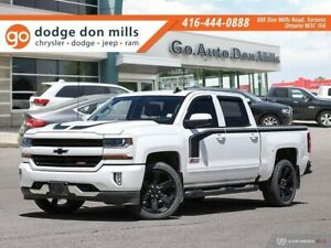 2017 Chevrolet Silverado 1500 LT - Z71 - Rally 2 Edition - Leath