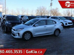 2019 Kia Rio LX+ AT; BACKUP CAM, KEYLESS ENTRY, HEATED SEATS/ST