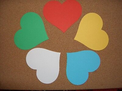moderationskarten Herzen
