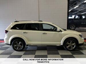 2015 Dodge Journey AWD Crossroad, Leather, Sunroof, Back up Came