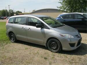 2010 Mazda MAZDA5 GS AS-IS