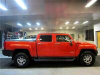 2009 HUMMER H3T LEATHER NAVI  Certified 100% Credit Approved